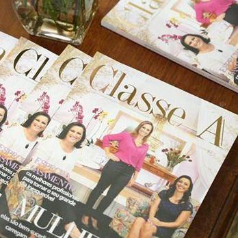 NOME FORTE:  Matéria Revista Classe A