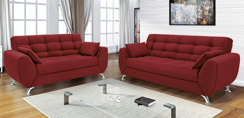 Linoforte Móveis | Sofás da Decore | Larissa 3,2 lug.